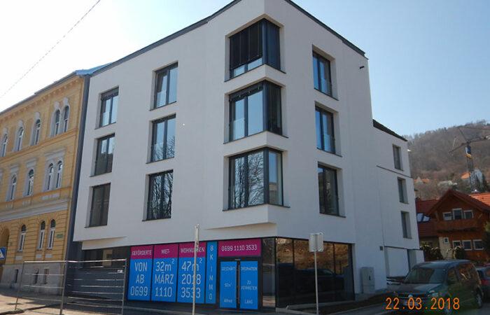 Wohnbau Baiernstraße/Nothelferweg
