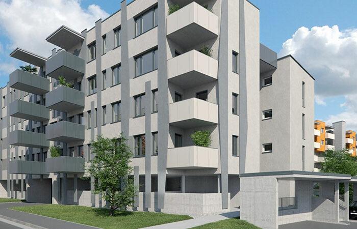 Wohnbau Leonhardstraße BA3