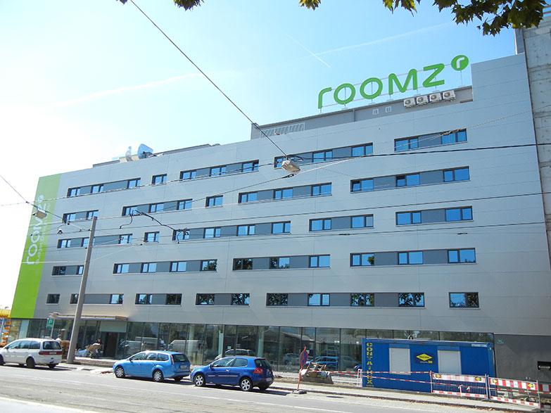 Roomz Hotel Graz